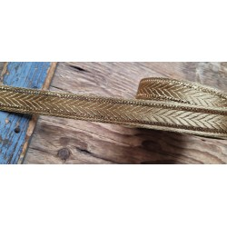Flèches d'or aux Sequins 2,6 cm
