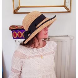 Capeline Crochet Longue Vie Fait Main