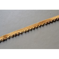 Billes d'Or 1 cm