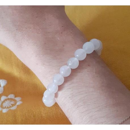 Bracelet Quartz Rose AMOUR TENDRESSE SERENITE
