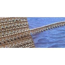Hampes d'Or Cuivre 1,6 cm